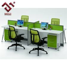office cubicle design. exellent cubicle wooden office workstation table design with 4 divisions and office cubicle design e