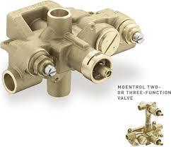 troubleshooting moentrol valve