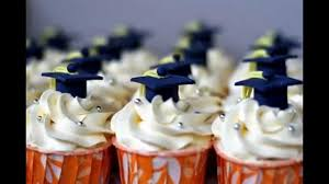 Cupcakes Graduation Decorating Ideas From Gradplanet Youtube