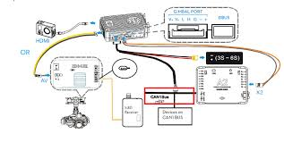 pmu failure dji non hd gimbal lightbridge wiring harness dji forum hi gentle reminder this can cable is required to connect to a2 can1 bus imu gps iosd instead of can 2 bus pmu led