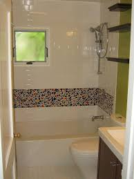 Bathroom Tile Simple Bathroom Mosaic Border Tiles Home Bathroom
