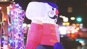 Traverse City Light Power Downtown Light Parade Traverse City 2018