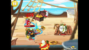 how to beat Angry Birds Epic Maelstrom - Whirlpool - video dailymotion
