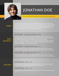 Best CV Examples Guaranteed to Get You Hired Dayjob