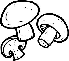 Coloriage Champignon Manger Imprimer Sur Coloriages Info