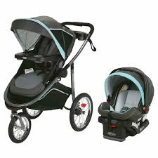 graco fastaction jogger lx travel
