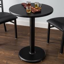 round table top reversible cherry black image preview