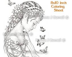 Printable Coloring Pages For Adults Fairies Free Coloring Pages