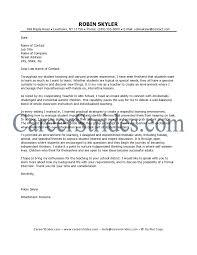 Application Letter Sample For Elementary Teacher New Elementary ...