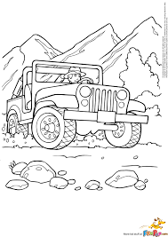 Small Picture Jeep Coloring Pages CAR Coloring pages Cool Cars 22 Free