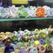 glass smoking bowls