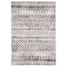 jaipur fables malo rug living area rugs the home depot gray ivory compressed