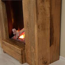 Elektrokamine Von Albero Möbel Dehli Mango Holz Natur