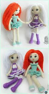 Amigurumi Doll Patterns Gorgeous Crochet Amigurumi Doll Adele Free Pattern Crochet Doll Toys Free