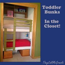 DIY Unique Built-In Bunk Beds! | Fun diy, Toddler bed and Bunk bed