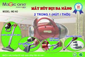 Máy hút bụi mini cầm tay 2 chiều Magic one MG-901,Máy hút bụi Jinke 8 giá  650.000đ - Toàn quốc