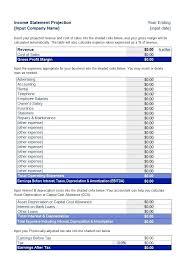 Expense And Revenue Template Souvenirs Enfance Xyz