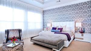 Simple And Beautiful Bedroom Design 19 Simple But Beautiful Wallpaper Designs For Every Bedroom
