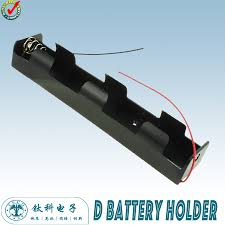 aliexpress com buy 1pcs lot 3 d size battery holder wired aliexpress com buy 1pcs lot 3 d size battery holder wired battery box case for 3pcs lr20 um1 am1 batteries tbh d 3lw from reliable case suppliers
