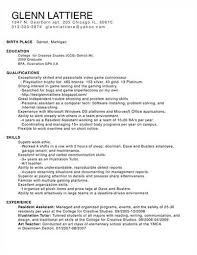 Game Testing Resume Under Fontanacountryinn Com