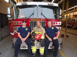 We Love Firefighters What A Great Candid Picture Of The Columbia