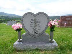 Myrtle Warner (1913-1984) - Find A Grave Memorial
