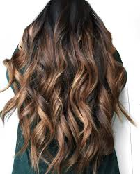 70 Flattering Balayage Hair Color Ideas For 2019 Haar Bruin Haar