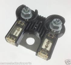 oem new ford battery cable fuse 120, 200 amp box circuit breaker 2008 Ford Edge Fuse Box image is loading oem new ford battery cable fuse 120 200 2008 ford edge fuse box diagram