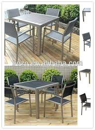 used patio furniture new arrival outdoor furniture set used tables and chairs for restaurant patio furniture