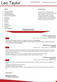 New Resume Formats Fascinating Resume Format 28 28 Free To Download Word Templates
