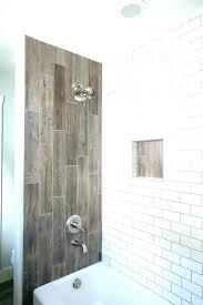 tile shower accessories terrific wood tile bathroom ideas wood plank ceramic tile shower tile designs bathroom