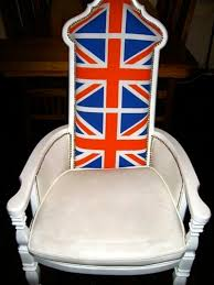Union jack furniture Cinema Apartment Therapy Union Jack Chairs 175 Apartment Therapy