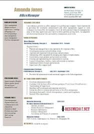 Office Manager Resume Samples Office Manager Resume Medical Office ...