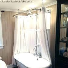 clawfoot bathtub shower curtain shower curtain rod for bathtub shower curtain rod for bathtub shower clawfoot clawfoot bathtub shower curtain