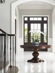 round foyer entry tables. Entryway Round Table Ideas Present Wonderful Decorating Opportunities That Shouldn\u0027t Be Ignored See More About Entry Decorations, Entrance Foyer Tables Pinterest