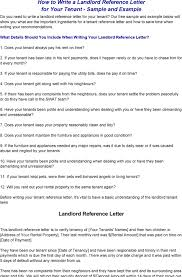 the landlord reference template in word format are letter for apartment rental letter 657x999