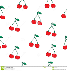 Cherry Pattern Awesome Decoration