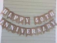 happy anniversary banners 40th anniversary banner wedding anniversary by weefersdesigns 50th