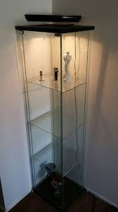 detolf glass door cabinet black brown f24 for charming furniture home design ideas with detolf glass