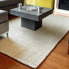 ivory jute rug bleached basket weave