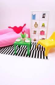 ikea doll furniture. Barbie Sized IKEA HUSET Furniture Set Ikea Doll T
