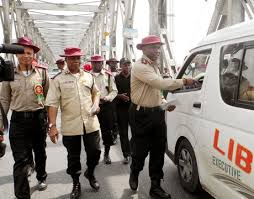 Image result for pictures of FRSC members