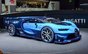 The team drew inspiration for this car from the. Bugatti Vision Gran Turismo Becomes Ever So Slightly More Real News Car And Driver