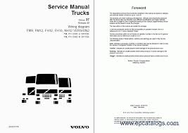 volvo fm9 wiring diagrams volvo wiring diagrams
