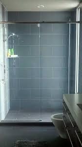 glass shower tiles best of ocean glass 4 x 12 subway tile