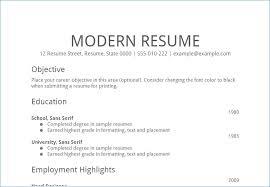 Objective Section Of A Resume | Kantosanpo.com