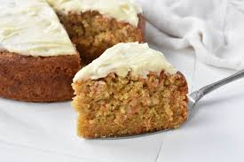 easy carrot cake with cream cheese