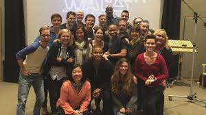 the force awakens cast. Brilliant The The Force Awakens  Voice Actors For Cast A