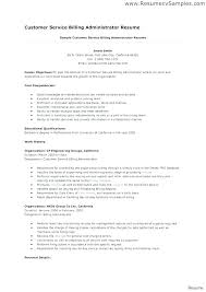 Sample Help Desk Supervisor Resume Luxury Customer Service Supervisor Resume Samples For Food Service