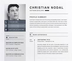Modern Executive Resume Template 30 Jaw Dropping Microsoft Word Cv Templates Free And Premium